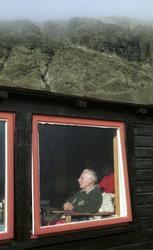 Tvergastein og Arne Næss