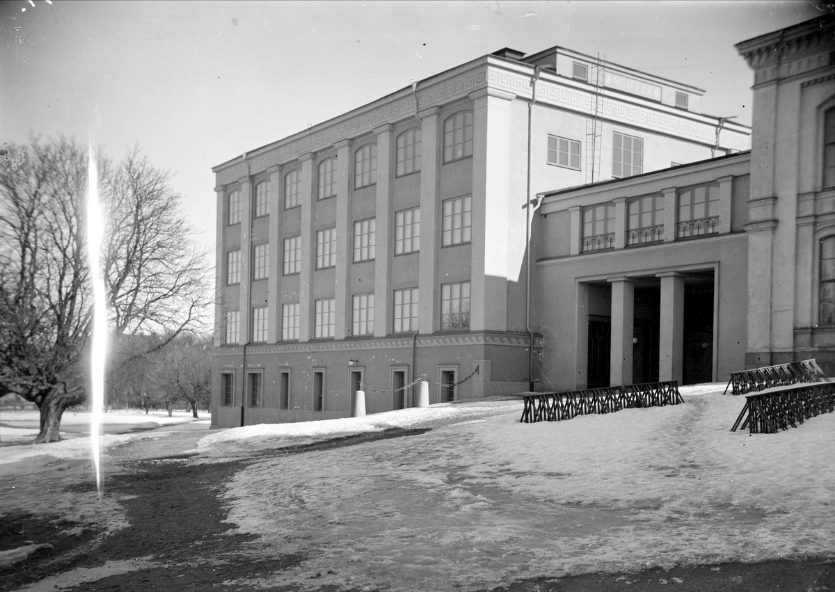Högre Allmänna Läroverket, Skolgatan, Uppsala
