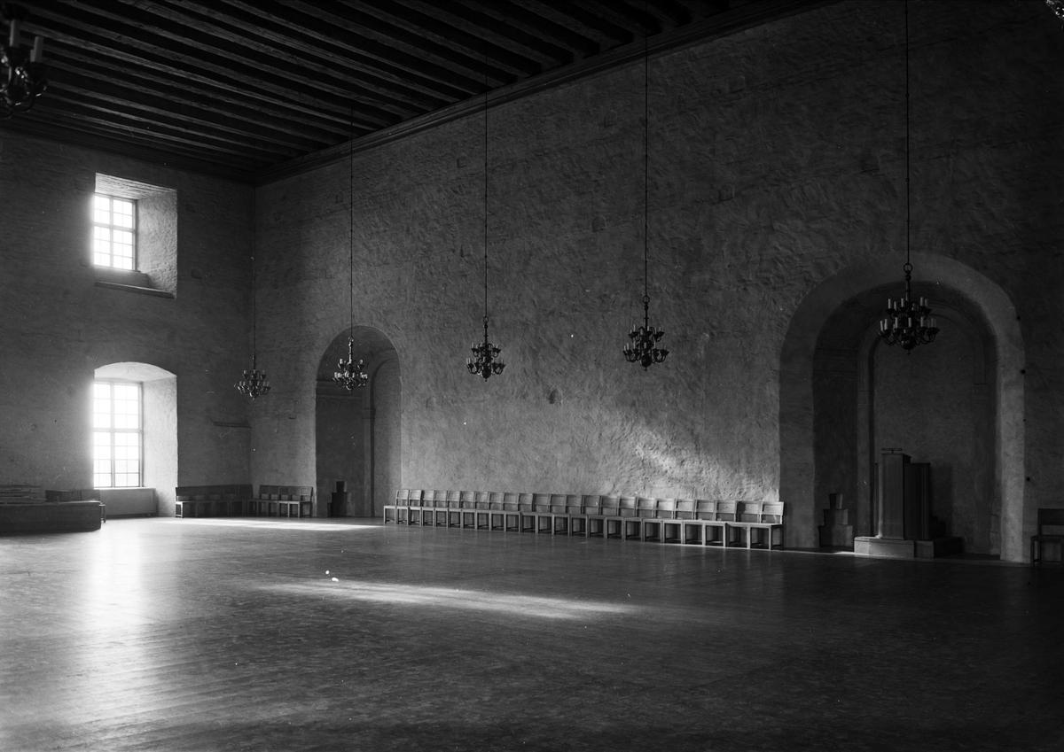 Rikssalen, Uppsala slott, Uppsala