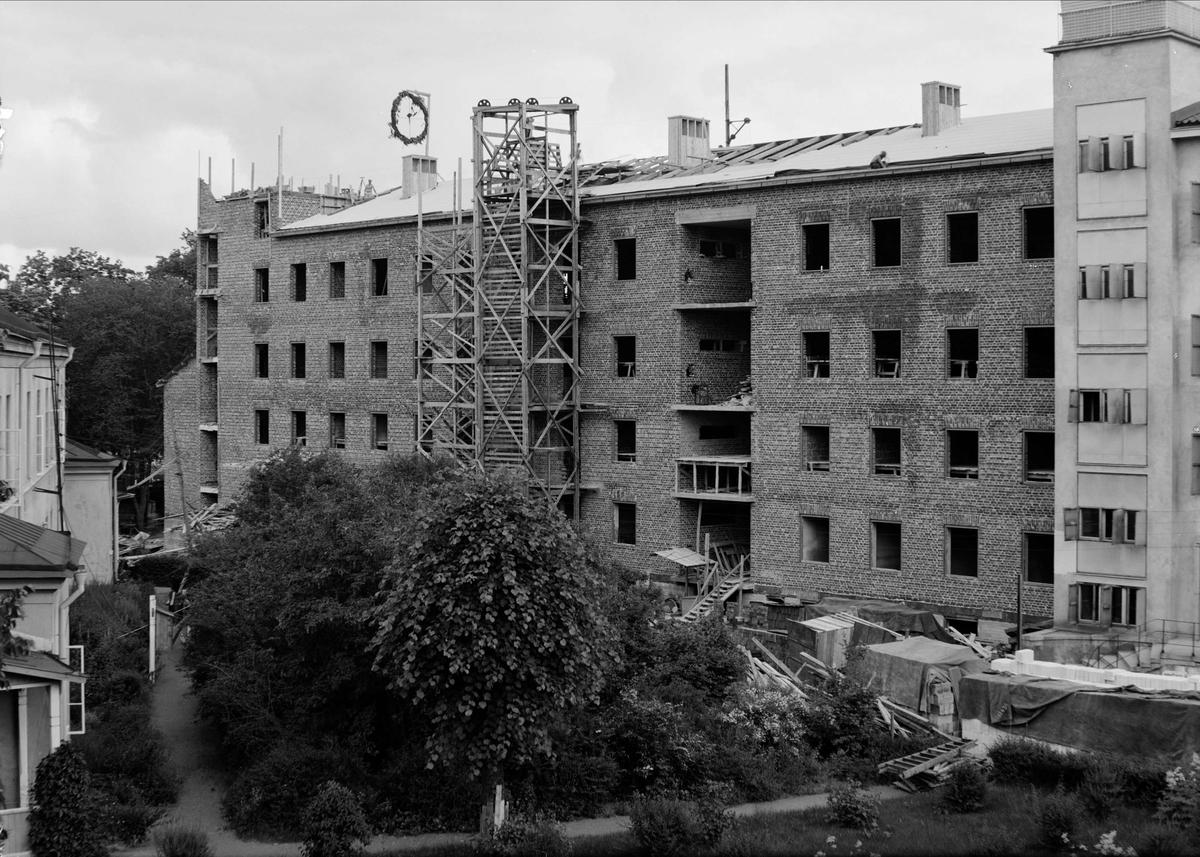 Kvinnoklinikens nybygge vid Akademiska sjukhuset