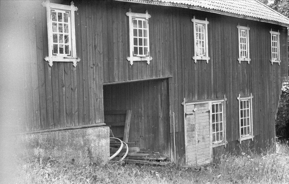 Brygghus och lider, Rosta 3:2, Bälinge socken, Uppland 1976