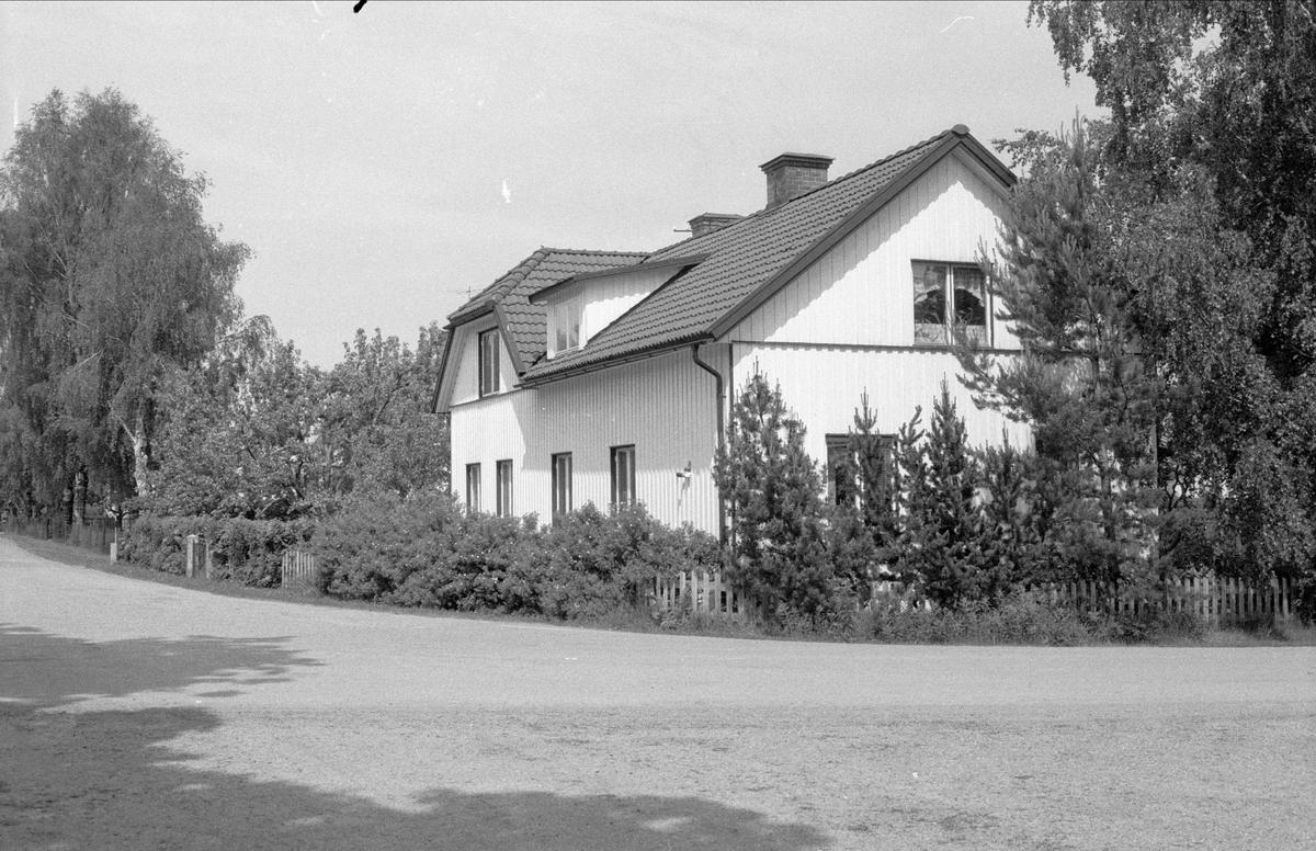 Bostadshus, Forkarby 29:1, Bälinge socken, Uppland 1983
