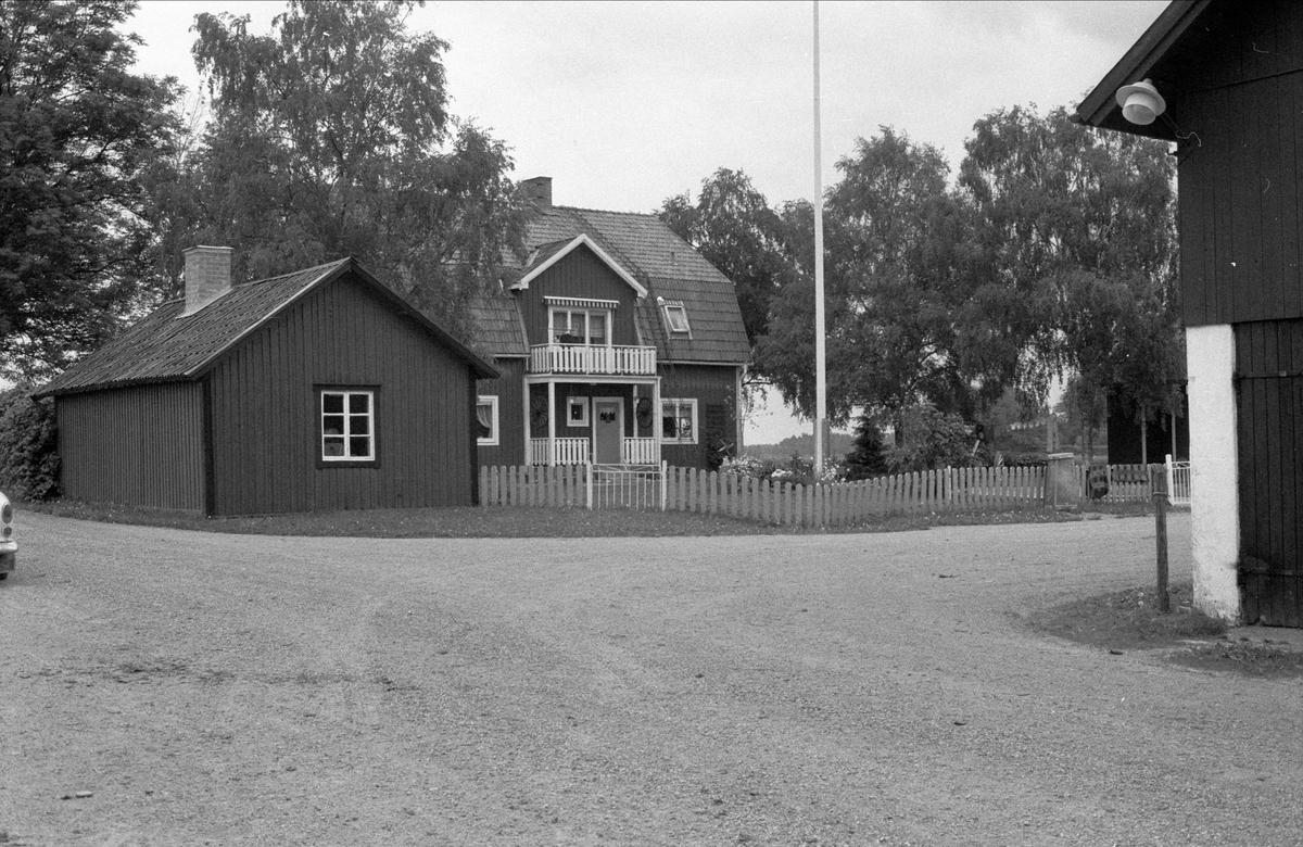 Brygghus och bostadshus, Rörby 2:1, Bälinge socken, Uppland 1983