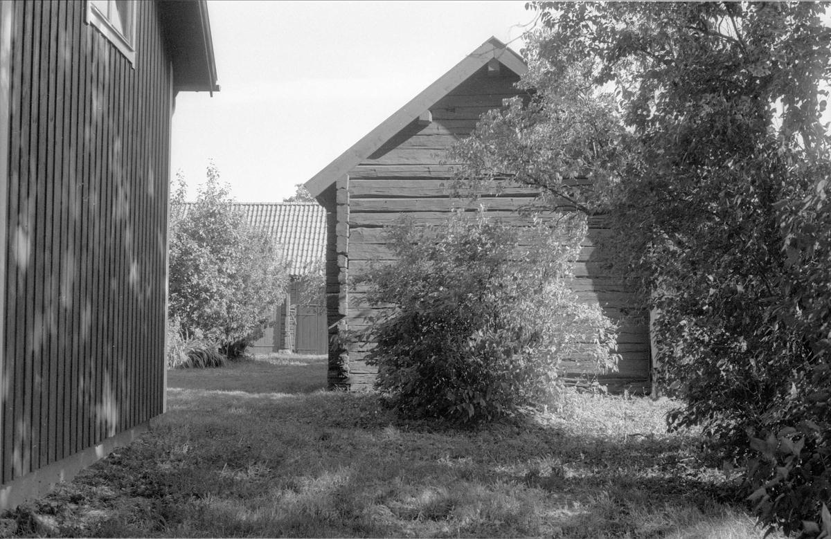Lider och bodar, Altuna 1:3, Börje socken, Uppland 1983