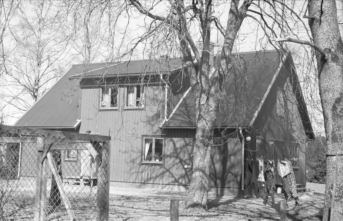 Mangårdsbyggnad, Gränby 1:3 - 2:3, Ärentuna socken, Uppland 1977