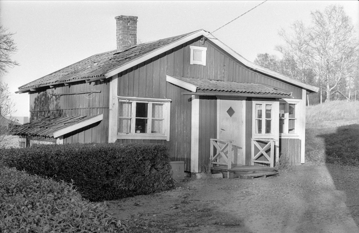 Bostadshus, Gamla Uppsala 75:5, Gamla Uppsala, Gamla Uppsala socken, Uppland 1978