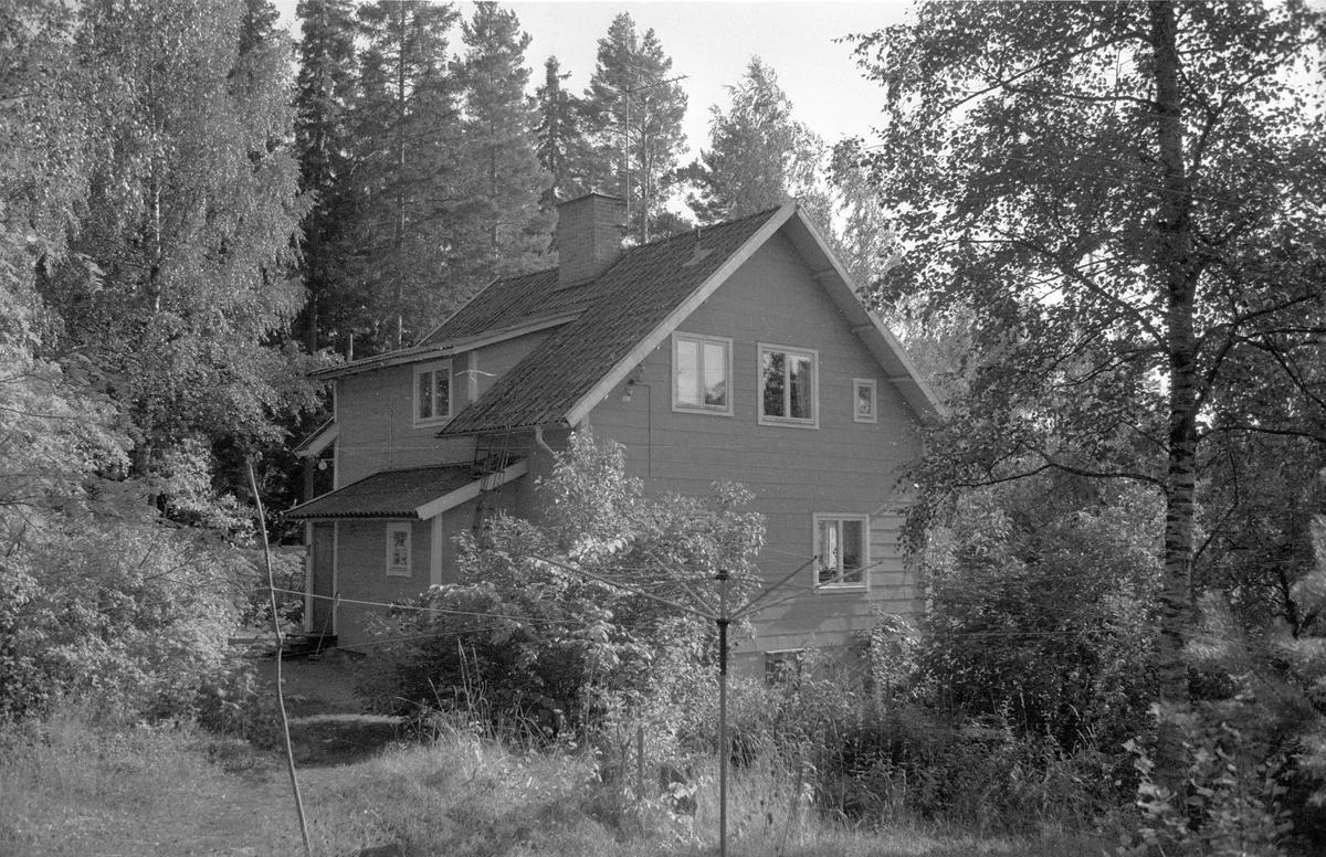 Boningshus, Marielund, Funbo socken, Uppland 1982