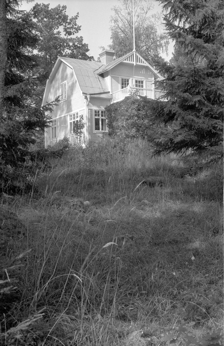 Bostadshus, Marielund, Funbo socken, Uppland 1982