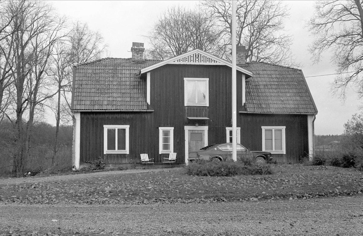 Bostadshus, Årby 2:1, Ramsta socken, Uppland 1984