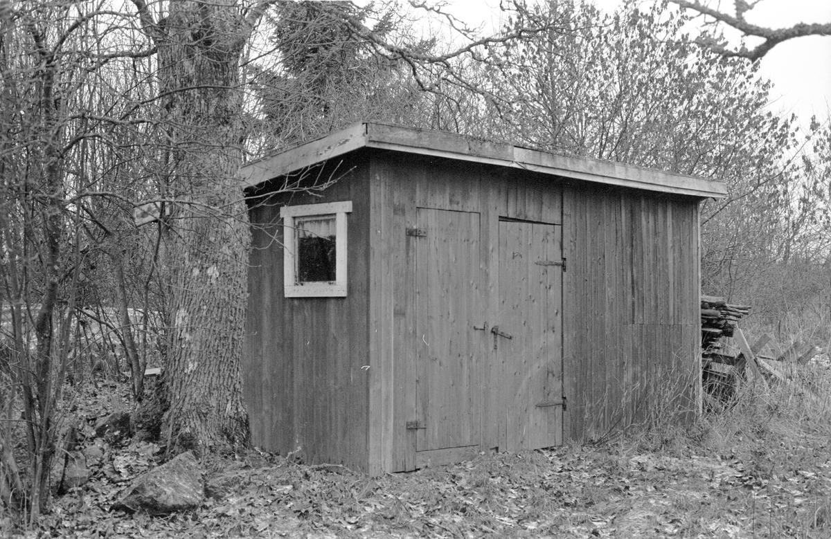 Uthus, Norrtorp, Hagby-Forsa 2:15, Hagby socken, Uppland 1985