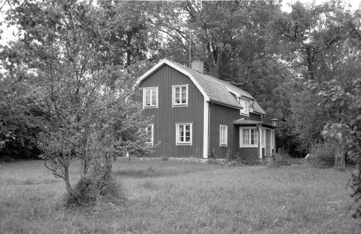 Bostadshus, Marielund, Ösby, Knutby socken, Uppland 1987