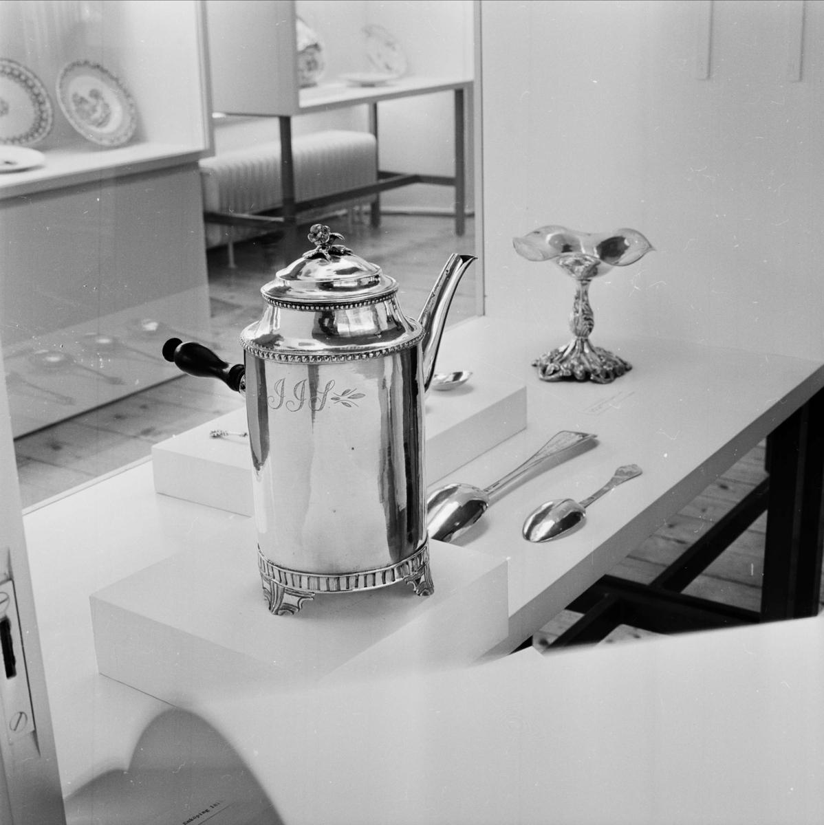 Kaffekanna i Upplandsmuseets samlingar, Uppsala 1965