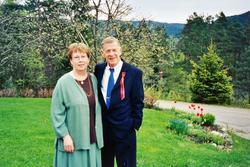 17. mai bilde av Anna og Magne Byremo. Audnedal.