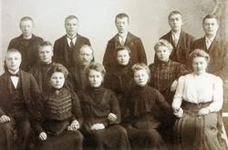 Nordmenn med røtter fra Grindheim i USA. Grindheim Audnedal.