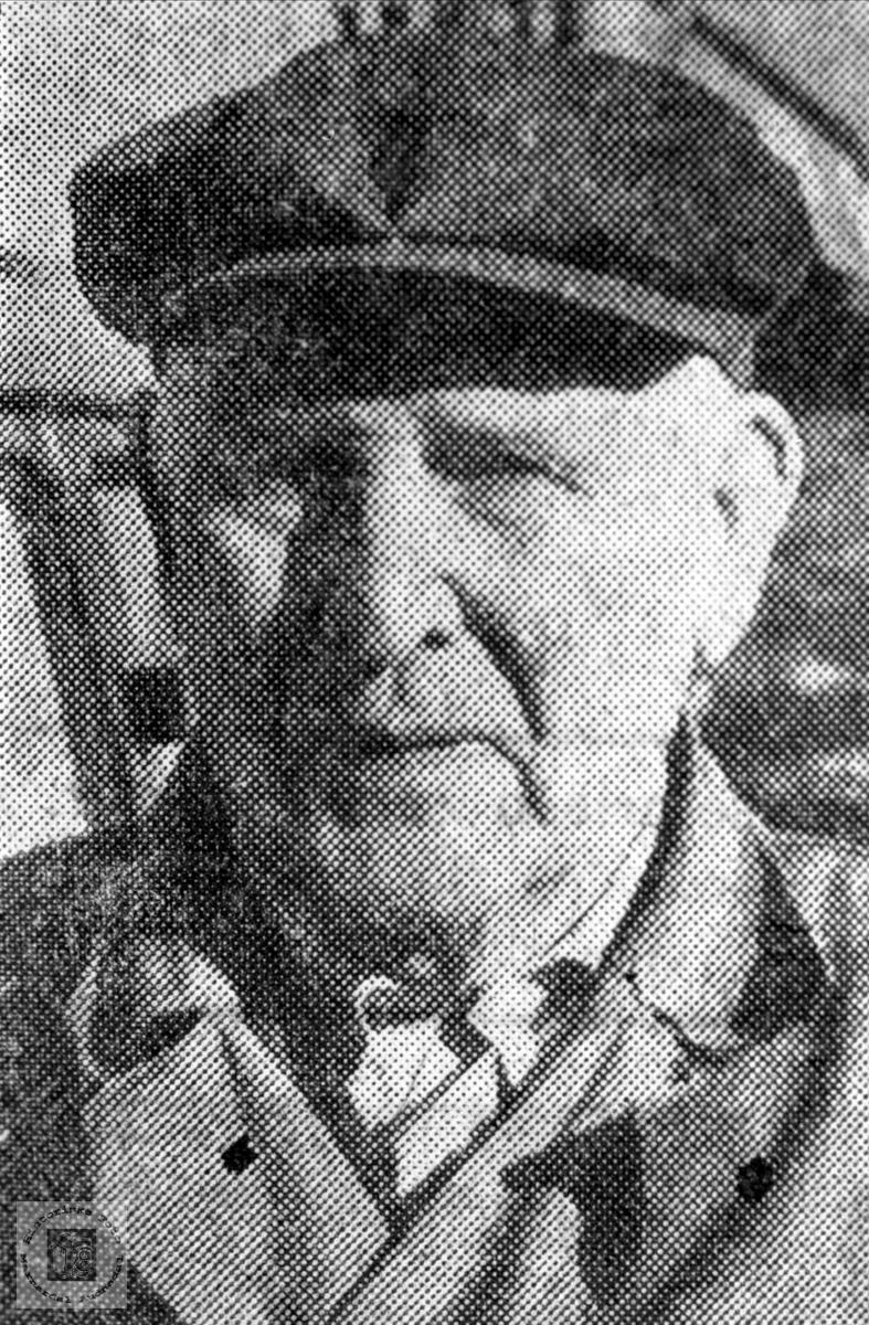Portrett av Torkjell Breilid, Bjelland.