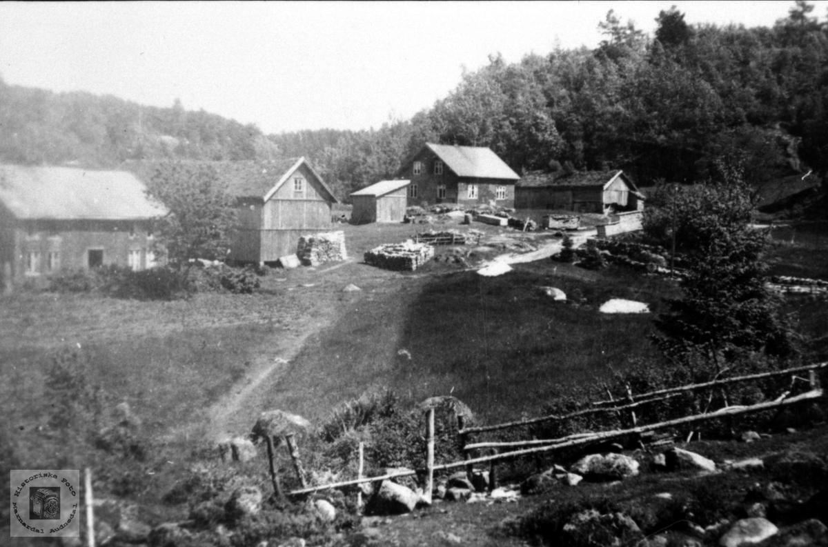 Garden Hunsdal i Laudal.