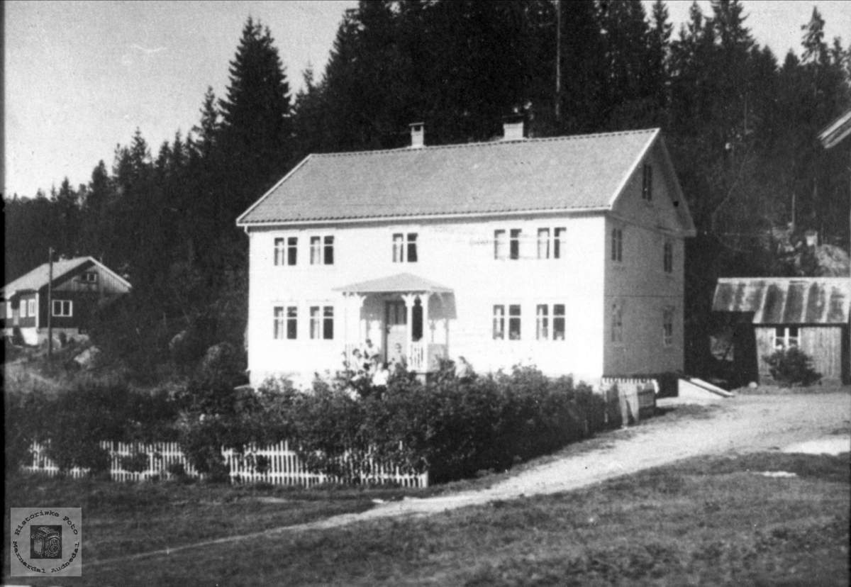 Gårdsbruket Sundet i Bjelland.