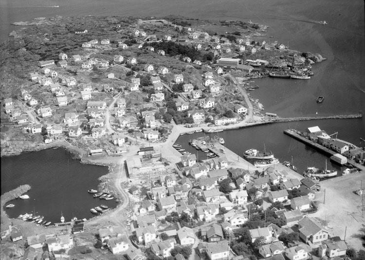"""Enligt AB Flygtrafik Bengtsfors: """"Källö-Knippla Bohuslän""""."""