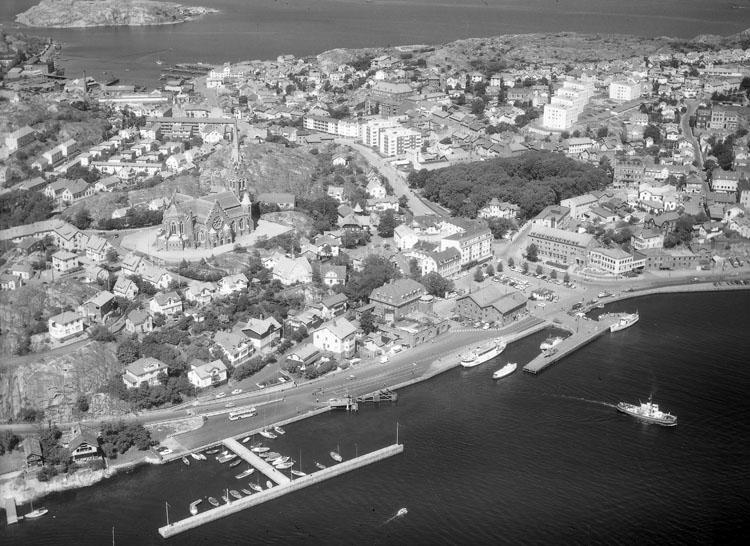 """Enligt AB Flygtrafik Bengtsfors: """"LysekilBohuslän""""."""
