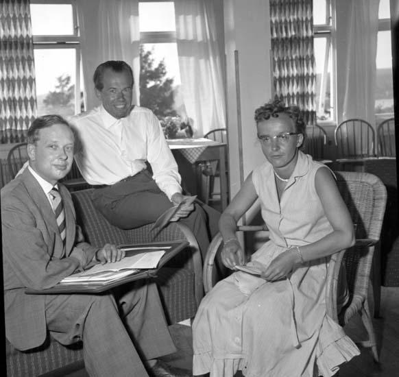"""Enligt notering: """"Bohusgården Norden d 3/7 -58""""."""