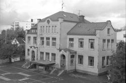 Färgareskolan i Lysekil.