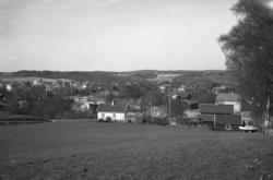 """Enligt fotografens noteringar: """"1939. 13. Utsikt från höjden"""