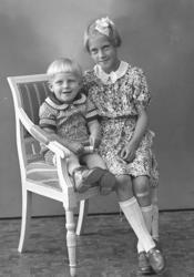 Ulla och Stig Wallin, Hergusseröd