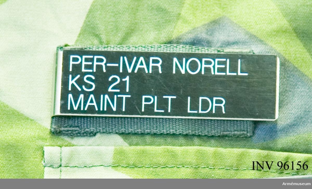 Per-Ivar Norell  KS 21 MAINT PLT LDR