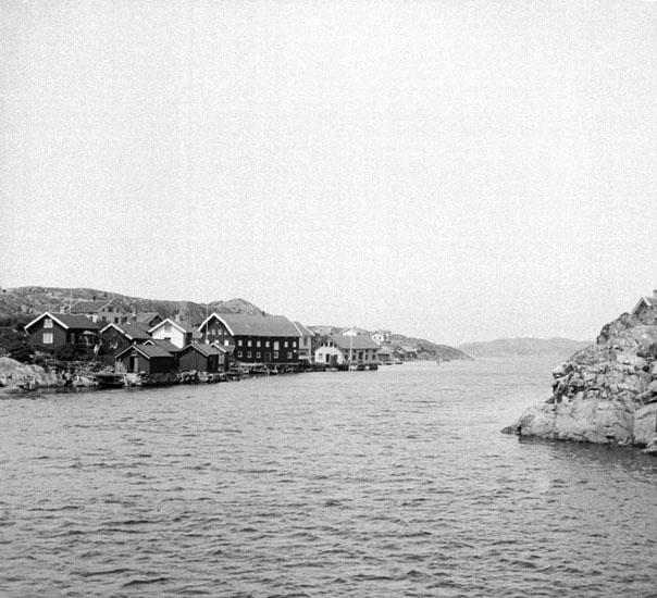 kyrkesund karta Stereo karta XIV) Kyrkesund västerifrån, från båt. 17 Juni 1926  kyrkesund karta