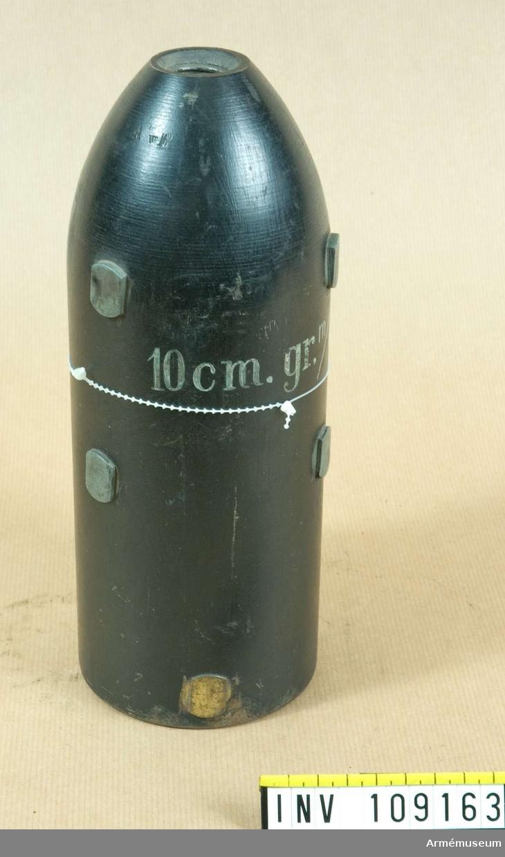 10 cm granat m/1872