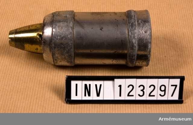 45 mm granatkartesch