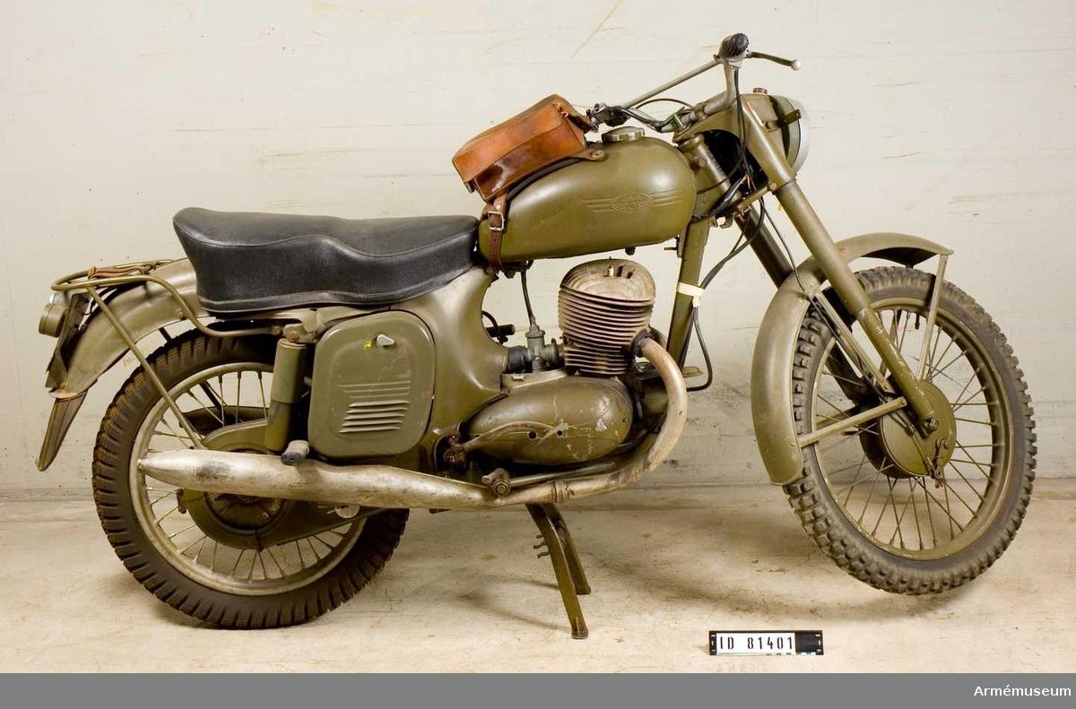 Motorcykel 255 A