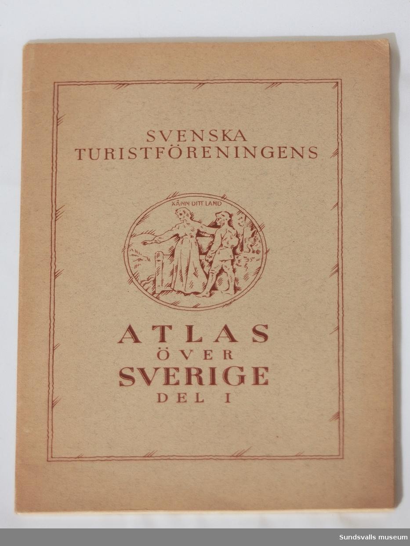 Svenska Turistföreningens Atlas över Sverige