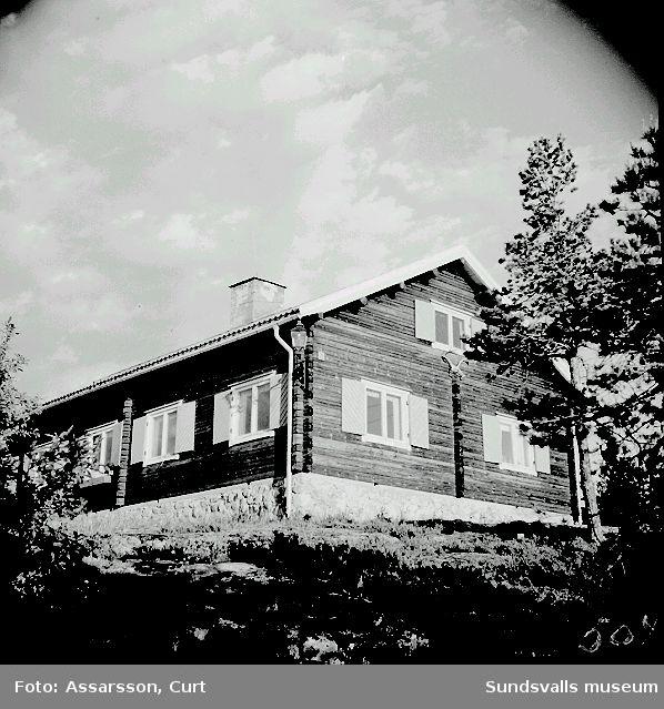 Gillestugan på  Södra stadsberget.