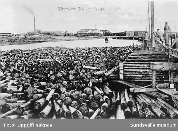 Vivstavarv Såg och fabrik