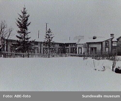 Modinsgatan 5, stä 219. Användes som småskola 1892-95.
