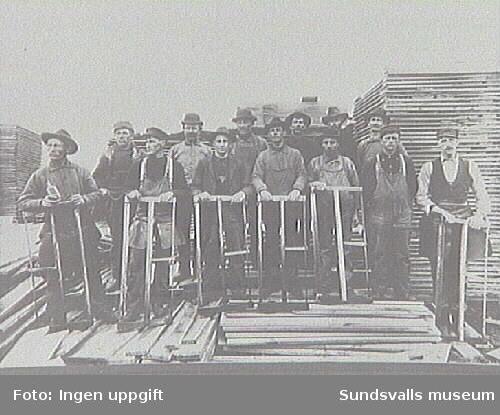 Alnö hembygdsförenings fotosamlingAL-907