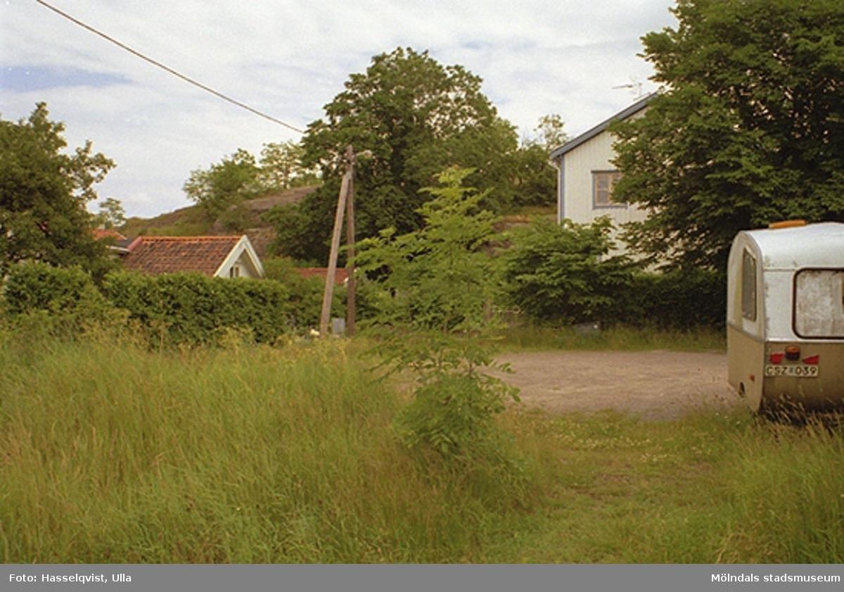 Franckegatan 16, Sörliden 6, 1997-07-10. Hör ihop med: 2002_0103 - 0104.