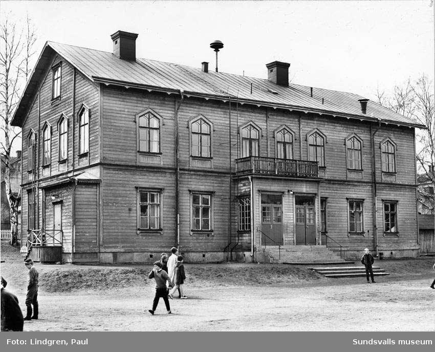 Södermalms gamla skola.