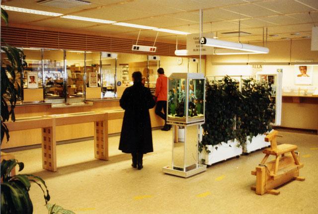 Postkontoret 137 01 Västerhaninge Västerhaninge Centrum