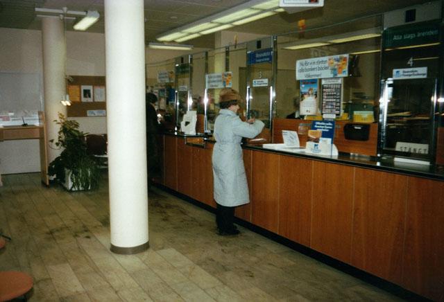 Postkontoret 550 06 Jönköping Birkagatan 10
