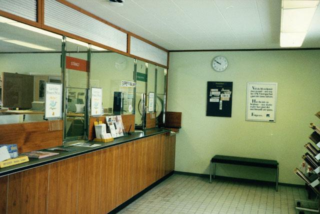 Postkontoret 360 24 Linneryd Lindvägen 26