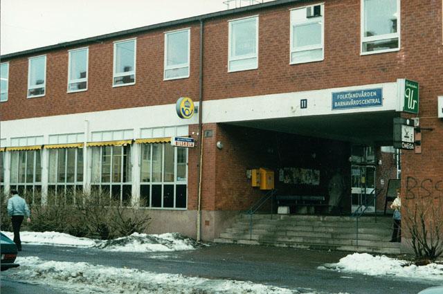 Postkontoret 402 50 Göteborg Brahegatan 11