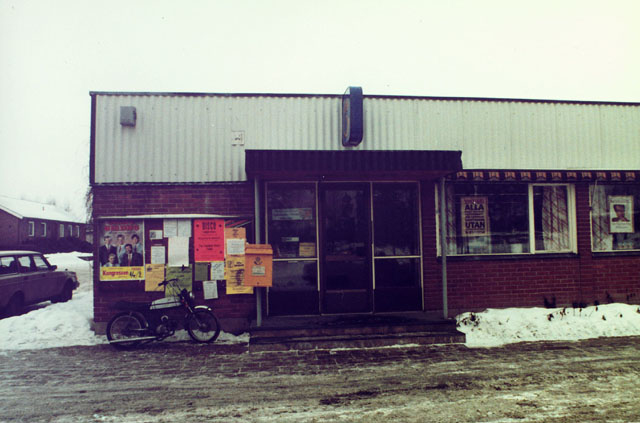 Postkontoret 460 64 Frändefors