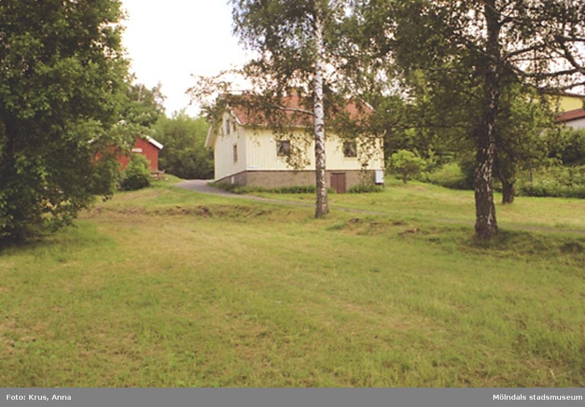 Boningshus från sydväst. Våmmedal 3:3.