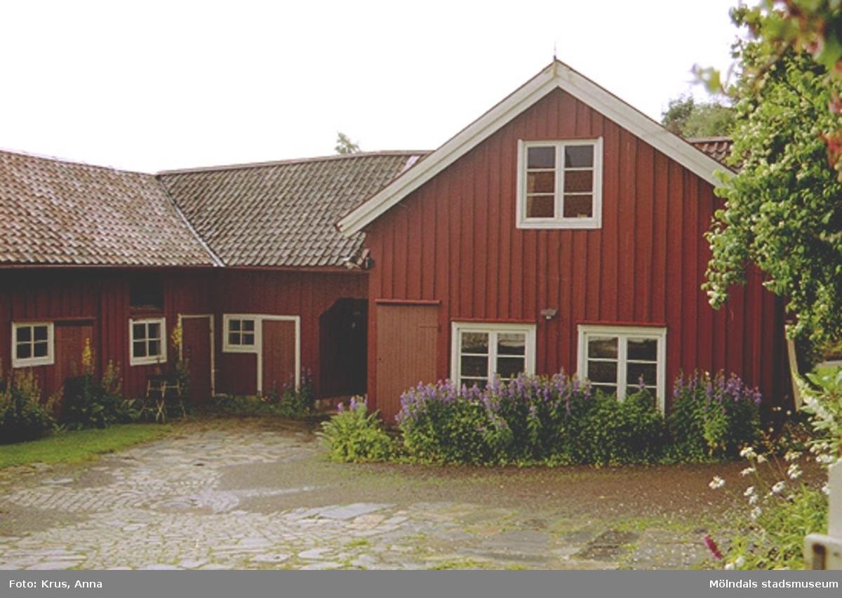 Ladan i Heljered Mellangård.