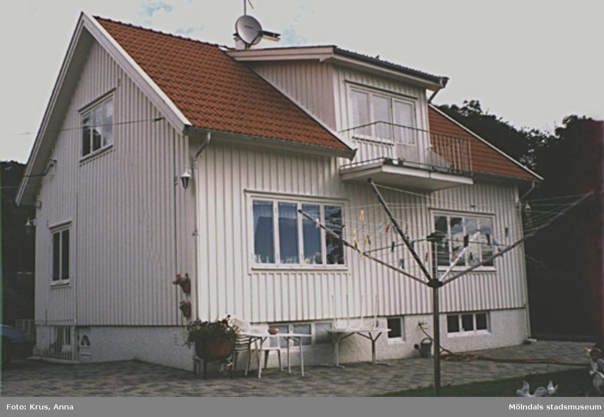 Fässberg 1:67. Boningshus från 1946, sett från söder.