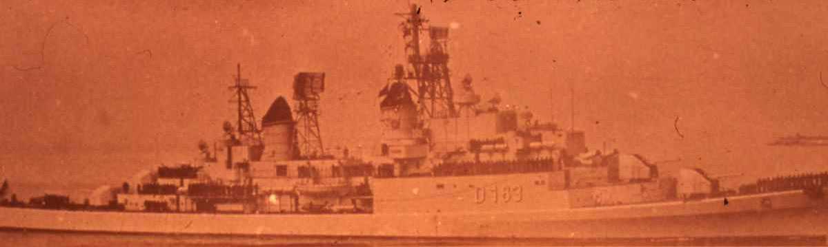 Tysk fartøy av Hamburg - klassen, (Type 101A). Fartøyet heter Bayern og har nummer D 183.