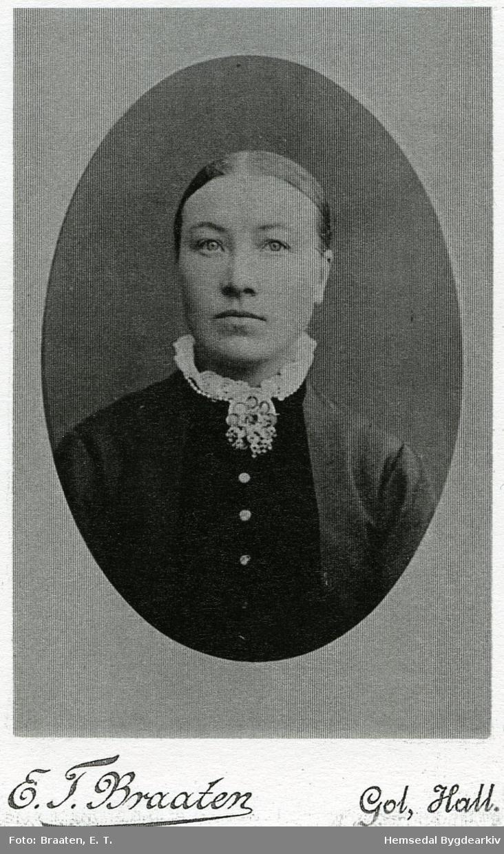 Birgit S. Nørdre Venåsbakko  (1864-1920).