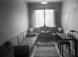 Fredrik Eens Minne Hem för ensamma mödrar,interiör